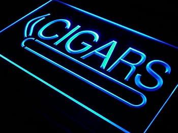 Cigars Cigarette Shop LED Sign Neon Light Sign Display i389-b(c)