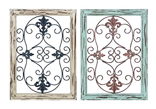 Wrought Iron Wall Panels: Compare Price To Wrought Iron Panels