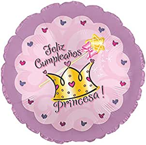 Amazon.com: CTI Balloons Foil Balloon 114105 Feliz ...