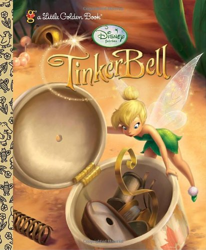 Tinker Bell (Disney Tinker Bell) (Little Golden Book)