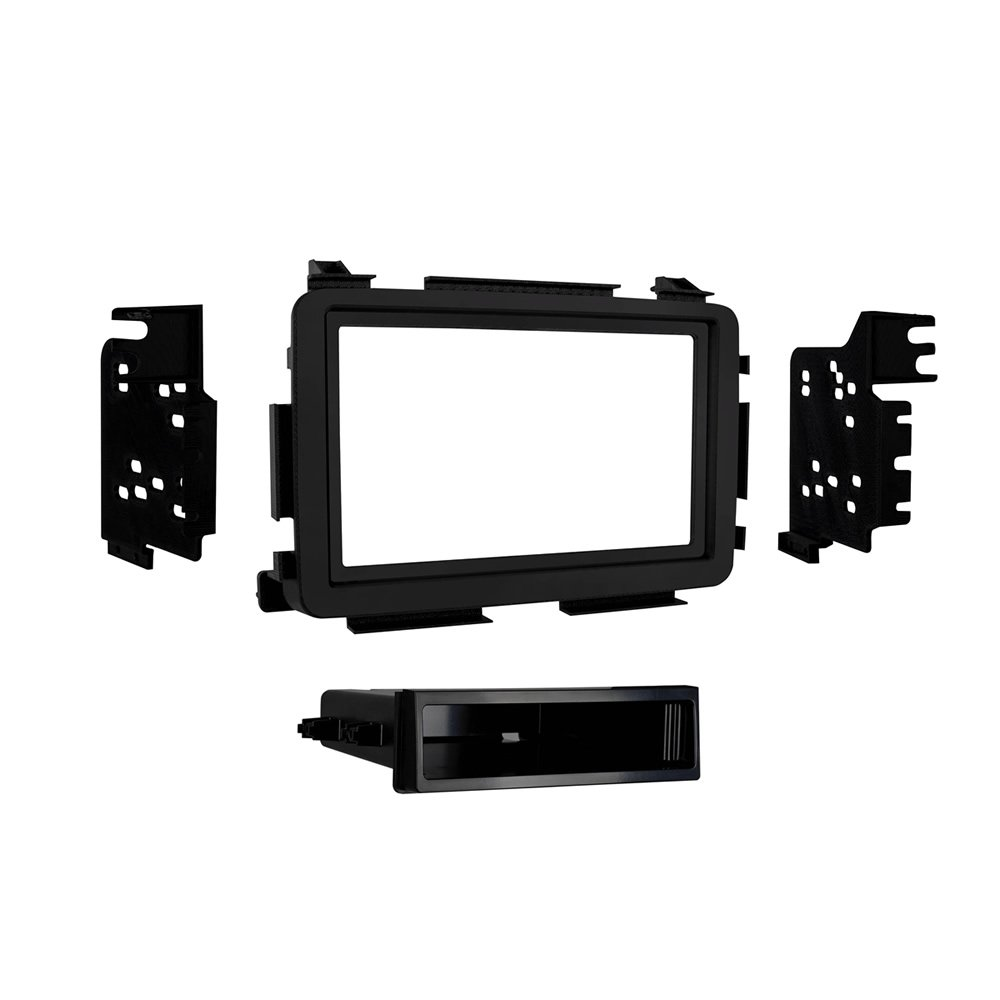 Metra 99-7810B Honda HR-V 2016 Metra Electronics Corp Black Dash Kit