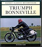 Triumph Bonneville, Bird, Richard, 1855323982