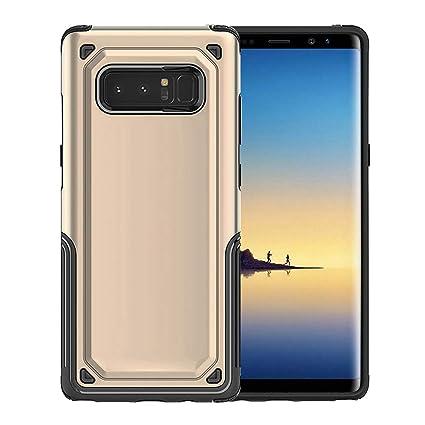 Amazon.com: eaLEA G Note 8 - Carcasa fina para Samsung ...