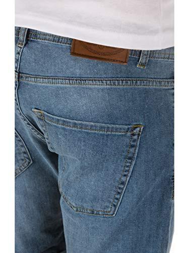 476162be41dc02 WOTEGA Pantaloncini di Jeans da Uomo Corti - Robin - Slim: Amazon.it:  Abbigliamento