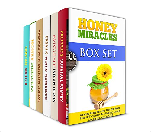 Honey: Natural Remedies Box Set With The Benefits Of Honey (Cleansing Box)
