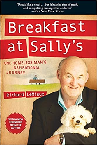Amazon.com: Breakfast at Sally's: One Homeless Man's Inspirational ...