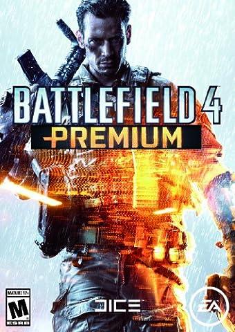 Battlefield 4 Premium Service [Online Game Code] (Bf4 Pc Premium Edition)