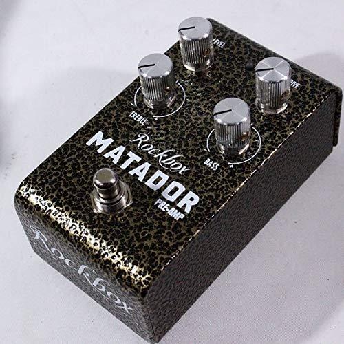 【楽天カード分割】 Rockbox Electronics B011DM9ZMW/MATADOR Preamp プリアンプ プリアンプ Preamp B011DM9ZMW, ギフトギャラリー石橋:71d36955 --- a0267596.xsph.ru