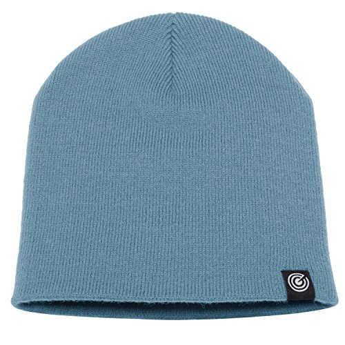 Original Beanie Cap - Soft Knit Beanie Hat - Warm and Durable (Blue ()