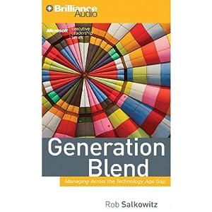 Generation Blend Audiobook