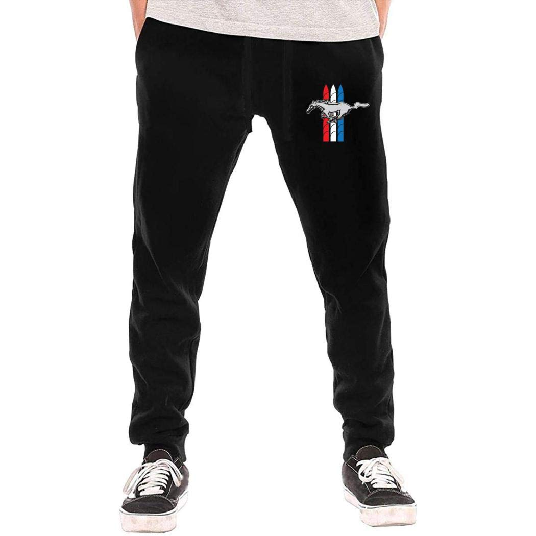 ULAFX Fo/_Rd Mus/_Tang Thermal Sweatpants for Cycling Running Outdoor Sports
