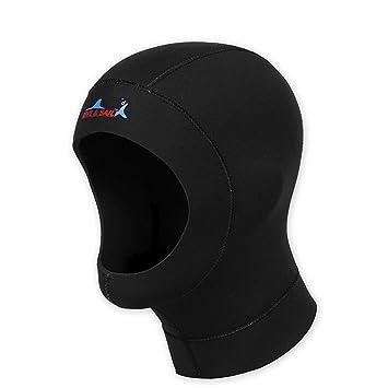 LinHut Productos para Deportes acuáticos Gorro de Snorkel Gorra de ...