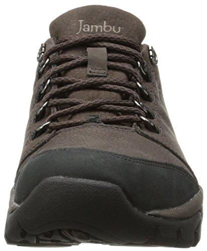 Jambu Mens Bedrock-hyper Grip Oxford Brown