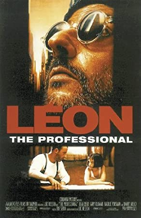 amazon leon the professional poster 68 5cm x 101 5cm スポーツ