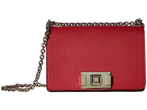 Furla Women's Furla Mimi Mini Crossbody Bag, Ruby, Pink, One Size