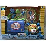 Disney Doc McStuffins Stuffy Vet Bag with Squibbles