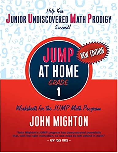 Amazon Com Jump At Home Grade 1 Worksheets For The Jump Math