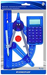 Staedtler, Inc. Westcott Four Piece Math Tool Kit