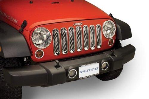 Putco 401265 Chrome Trim Turn Signal (Putco Driving Lights)
