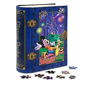 Amazon.com: Walt Disney World Storybook Jigsaw Puzzle