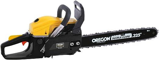 Texas 2 cadenas de sierra de cadena ts4518 | Potente motor del Sierra con Carburador Walbro: Amazon.es: Jardín