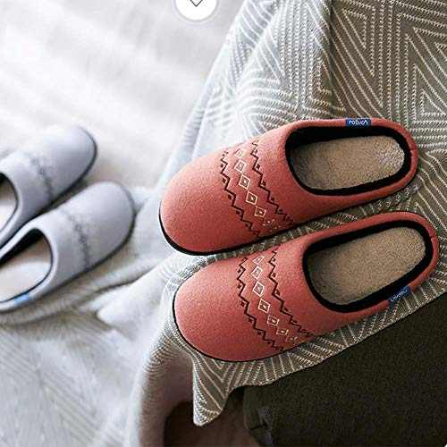 Toison Intérieur Unisexe Corail Coton Épais Confortable Chaud Red Garder SFHK Chaussons Ultra Hiver Chaussures Antidérapant Bas Doux dXI6y4qqwx