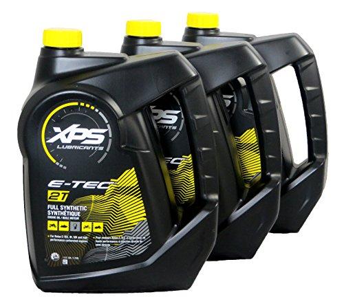 Sea-Doo/Ski-Doo XPS 2 Stroke Synthetic Oil Gallon 3 (Brp Ski Doo)
