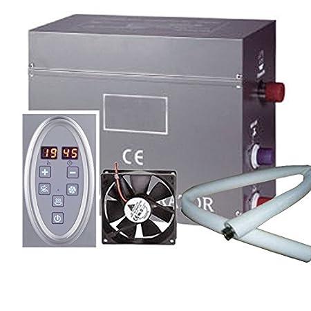 Di Vapor R 6kw Steam Room Or Shower Kit Steam Generator 220v