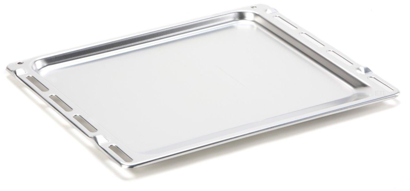 Bauknecht/Whirlpool/IKEA Bandeja Aluminio - Original - Piezas de nº 480121103481 - Dimensiones: 450 x 375 x 20 mm: Amazon.es