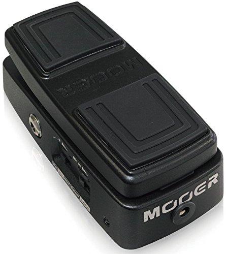 Dual Wah Pedal (Mooer Free Step Wah and Volume Pedal Dual Ex Series)