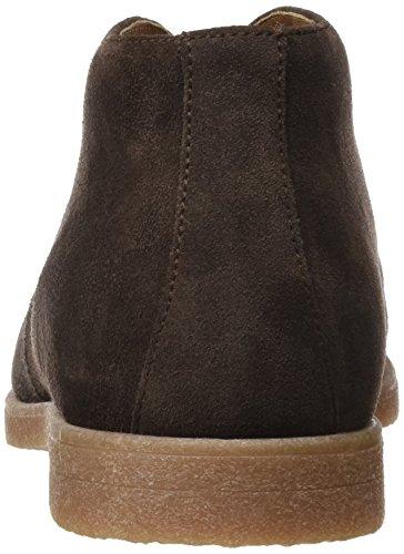 Boots Marrone A Stivali Dwain Chocolate U Geox Desert Uomo xPXfnq0