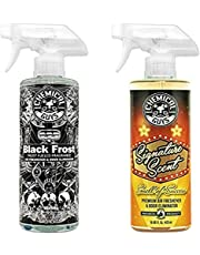 Chemical Guys AIR_302_04 Black Frost and Stripper Scent Combo Pack (4 oz)