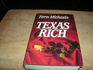 Hardcover Texas Rich Book