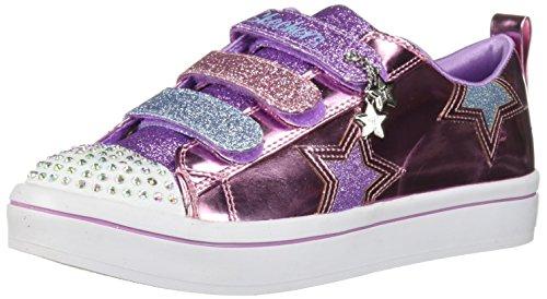 ac2c4610a2e Skechers Kids Girls  TWI-Lites-Twinkle Starz Sneaker