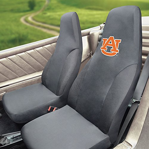 FANMATS NCAA Auburn University Tigers Polyester Seat Cover
