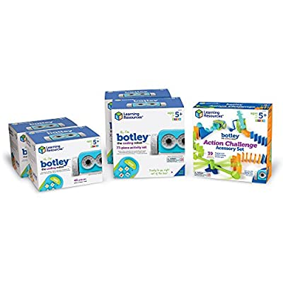 Learning Resources Botley The Coding Robot Classroom Set (LER2846)