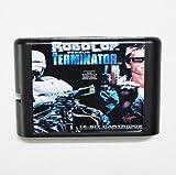 Taka Co 16 Bit Sega MD Game Robocop Versus Terminator 16 bit MD Game Card For Sega Mega Drive For Genesis