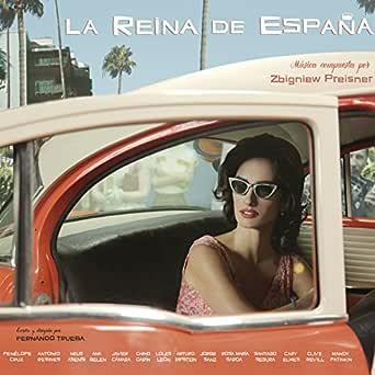 La Reina de España (Banda Sonora Original) de Zbigniew Preisner en ...