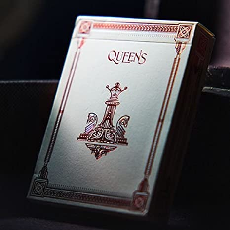 Queens Deck - Cartas de Juego de Murphys Magic Supplies ...