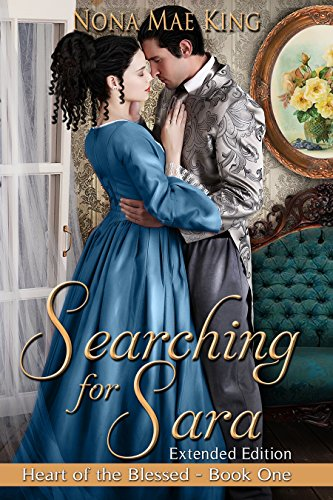 Searching for Sara (Heart of the Blessed Book 1)