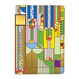 Frank Lloyd Wright Saguaro Passport Cover