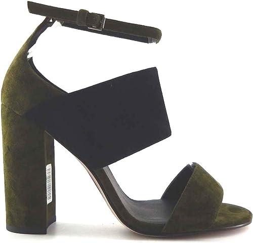 SARA Classy Green And Black Elegant