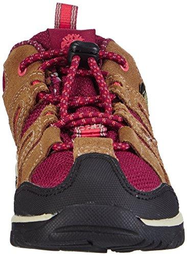 Timberland Zip Trail FTK_Zip Trail GTX Ox, Jungen Sneaker Mehrfarbig (LIGHT  BROWN) ...