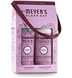 Mrs. Meyer's Spring hand soap + hand lotion gift set, Peony , 2 piece set