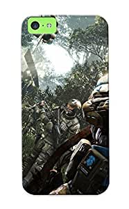 XtFTXlS214jtfwp Tpu Case Skin Protector For Iphone 5c Prophet Crysis 3 With Nice Appearance