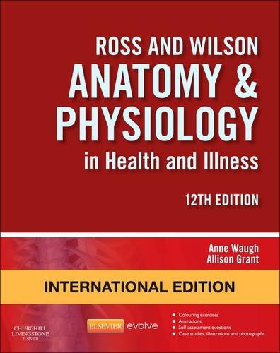 Buy Ross and Wilson Anatomy and Physiology in Health and Illness ...