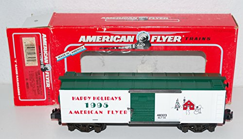 american-flyer-6-48323-merry-christmas-boxcar-happy-holidays-snowman-tree-sgauge