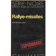 rallye missile / série noire n°157