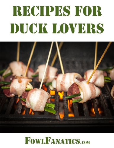 Recipes For Duck Lovers by Eric Carstens, Chris Hurst