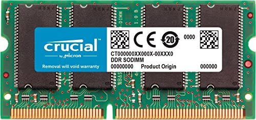 PC2700 RAM Memory Upgrade for The Emachines//Gateway C Series C2825 1GB DDR-333